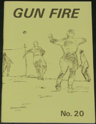 Gun Fire (Number 20), edited by A.J. Peacock